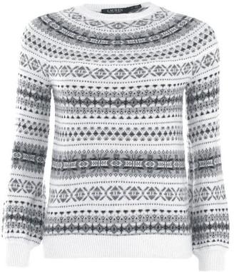 Lauren by Ralph Lauren Lauren Long Sleeve Sweater