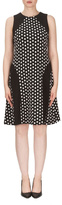 Joseph Ribkoff Dot Pattern Dress