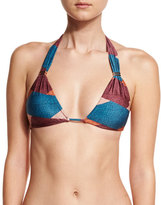 Vix Bia Ananda Swim Top, Multi (Available in Extended Cup Size)
