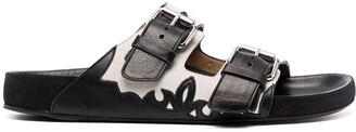 Isabel Marant Western mule sandals