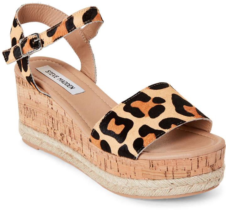 84623fb0583 Leopard Palma Espadrille Platform Wedge Sandals