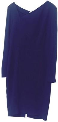Roland Mouret Purple Dress for Women