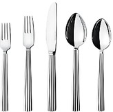 Georg Jensen Bernadotte 5 Piece Place Setting