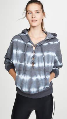 Free People FP Movement Tie Dye Believer Sweatshirt