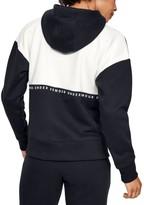 Under Armour Women's UA Performance Originators Fleece LC Logo Full Zip Hoodie