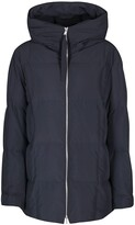 Thumbnail for your product : Jil Sander Hooded Down Jacket