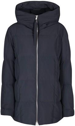 Jil Sander Hooded Down Jacket