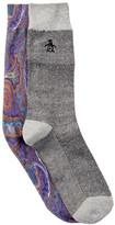 Original Penguin Fashion Socks - Pack of 2