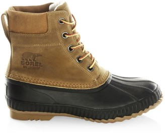 Sorel Men's Cheyanne II Leather Lace-Up Waterproof Boots