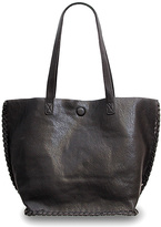 Co-Lab by Christopher Kon Black Stitched Tote
