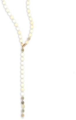 Lana Girl 14K Yellow Gold Lariat Necklace