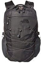 The North Face Borealis (TNF Black Light Directional Heather/TNF Yellow) Backpack Bags