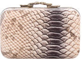 House Of Harlow Mini Embossed Clutch