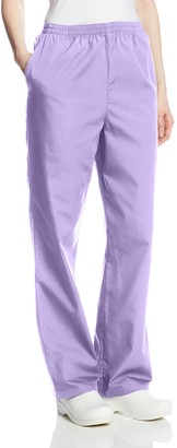 Cherokee Women's Workwear Scrubs Pull-On Pant (Size 2X-5X)