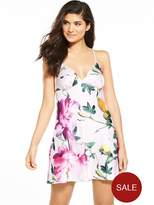 Ted Baker Citrus Bloom Chemise - Nude