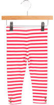 Kate Spade Girls' Striped Leggings