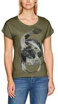 Garcia Women's H70205 T-Shirt