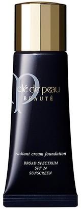 Clé de Peau Beauté Radiant Cream Foundation - SPF 24