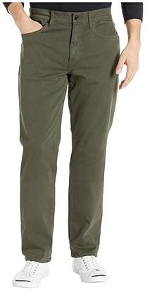 Joe's Jeans McCowen Kinetic Brixton Twill (Forest Night) Men's Casual Pants