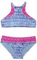 Gossip Girl Girl's Queen Two-Piece Swimsuit