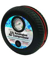 Streetwize 12v Tyre Shape 250psi Air Compressor