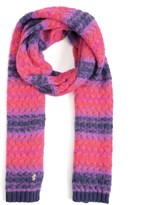 Juicy Couture Ombre Twisted Cable Scarf