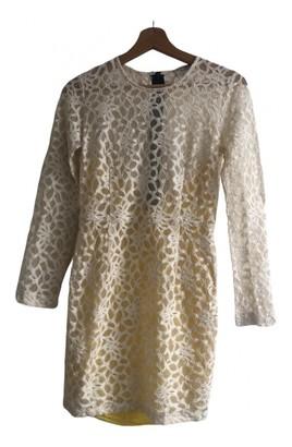 Roseanna Ecru Lace Dresses