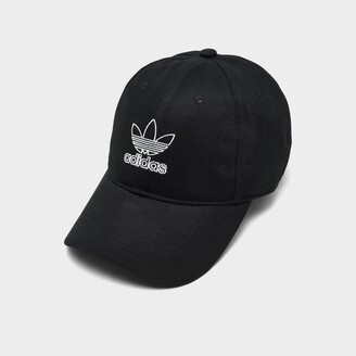 adidas Women's Outline Relaxed Precurved Strapback Hat
