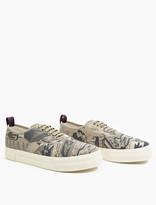 Eytys Mother Peshawar Patterned Sneakers