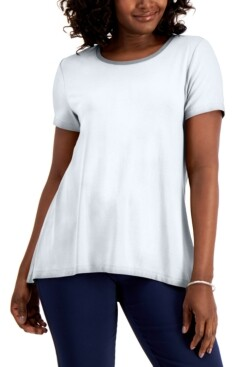 JM Collection High-Low Top, Created for Macy's
