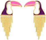 Juicy Couture Ipanema Toucan Earrings