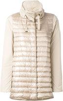 Herno padded jacket - women - Cotton/Feather Down/Polyamide/Acetate - 42