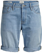 Jack and Jones Regular-Fit Irick Cotton Shorts