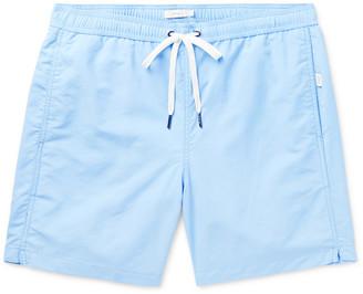Onia Charles Long-Length Swim Shorts