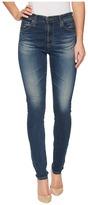 AG Adriano Goldschmied Farrah Skinny in Bungalow Blue Women's Jeans