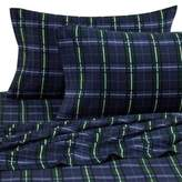 Seasons The Collection® King Flannel Pillowcases in Blackwatch (Set of 2)