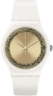 Swatch Sparklelightening Watch