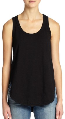 Wilt Cotton Racerback Tank Top