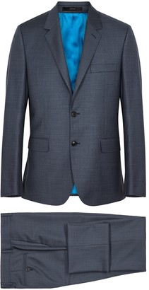 Paul Smith Navy wool suit