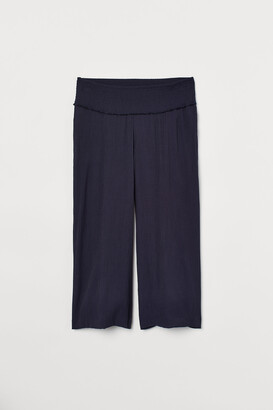 H&M MAMA Cropped trousers