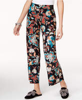 INC International Concepts Petite Printed Pull-On Pants, Created for Macy's