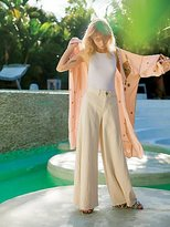 We The Free Run Through The Moss Wide Leg Jeans by at Free People