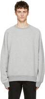 Childs Grey Crew Pullover