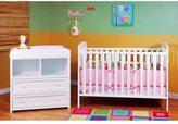 Mikala Mikaila Ariel Crib and Changer Set