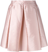 RED Valentino A-line skirt - women - Silk/Polyester - 42