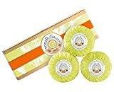 Roger & Gallet Fleur d'Osmanthus Soap Coffret 3 x 100g - Pack of 2