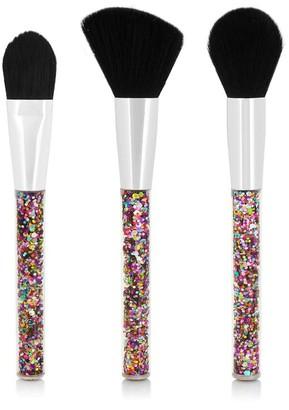 Skinnydip Rainbow Essential Makeup Brush Set