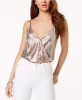 GUESS Breana Metallic Adjustable Bodysuit