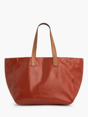 Gerard Darel Cabas Leather Bag