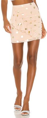Camila Coelho Kaylee Mini Skirt